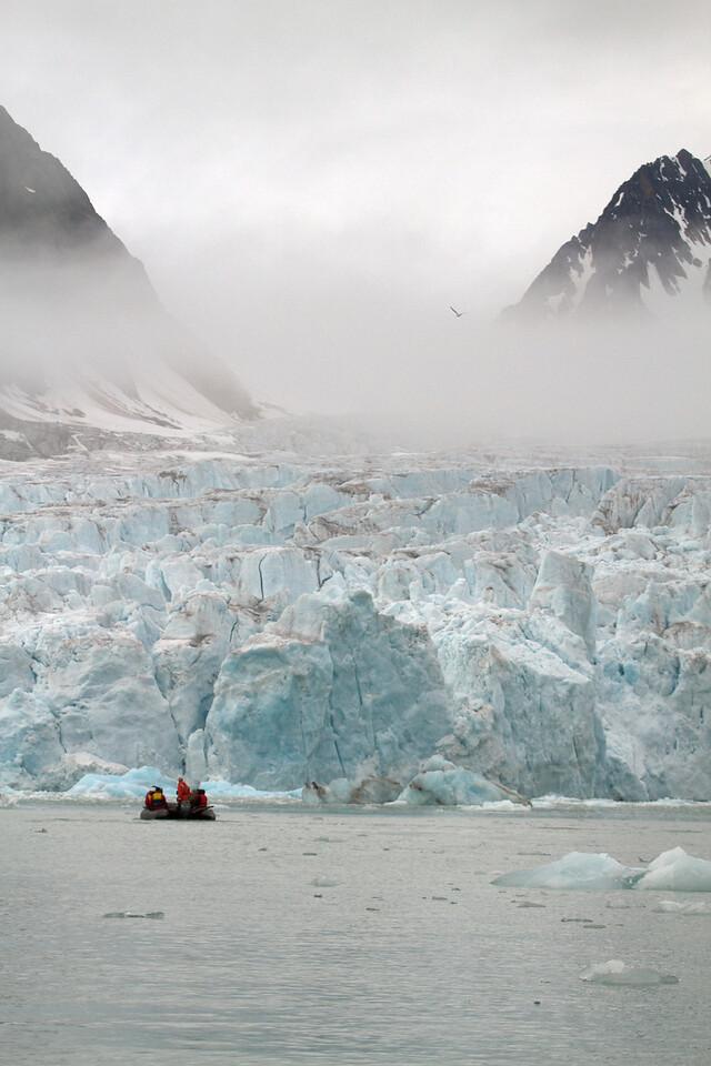 monaco glacier